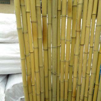 Bambus Rollzaun. Ø 30/33mm
